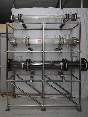 Production of Sodium Hypochlorite