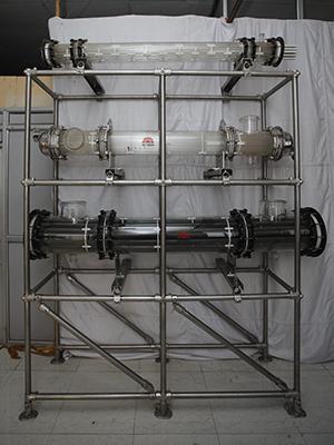 Glass Shell & Tube Heat Exchangers