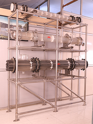 Silicon Carbide (SIC) Tubeheat Exchangers